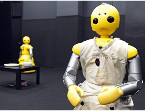 Deu prediccions sobre el nostre futur amb els robots