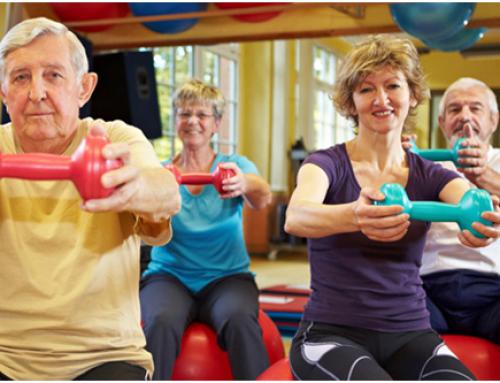 Nous tallers de gimnàstica adaptada per a la gent gran del Vendrell