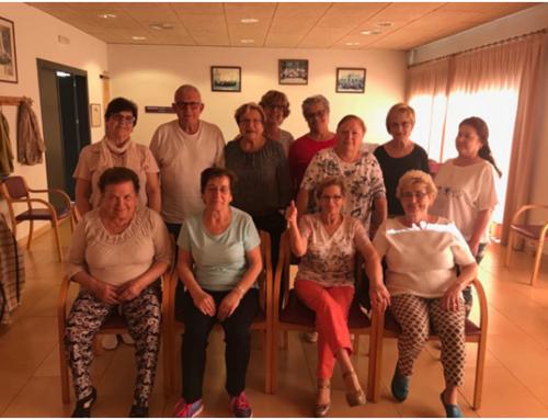 Éxito de la primera edición de las sesiones de gimnasia adaptada para personas mayores