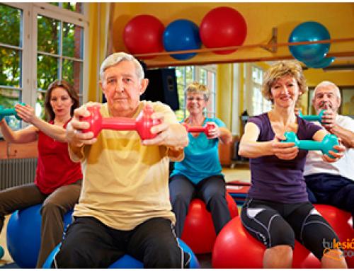 El Vendrell organitza cursos de gimnàstica adaptada a la gent gran