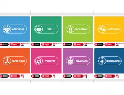 El programa Vincles s'ampliarà a tots els barris de l'Eixample i Sant Martí de Barcelona