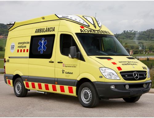 Mor una persona gran a Girona per la mala combustió d'una estufa