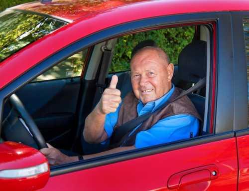 Conducció i gent gran. Per a una conducció segura