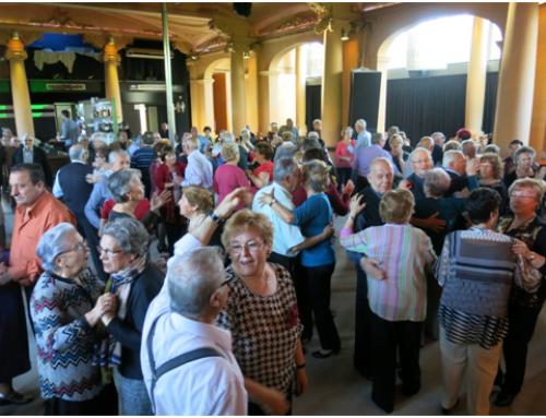 Ballar, font de salut per les persones grans