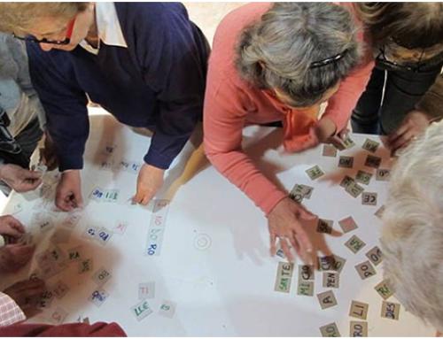 Tàrrega imparteix tallers de memòria per a potenciar les funcions cognitives de la gent gran