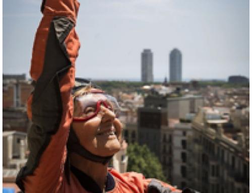 """Montserrat Mechó: """"La gent gran ha d'aprofitar més el cel i el mar, que són gratis!"""""""