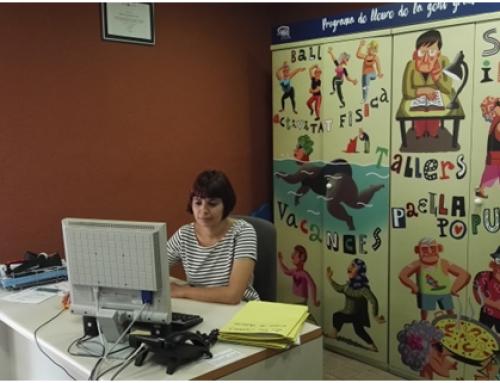 Una bona inciciativa de l'Ajuntament del Prat de Llobregat: Punt d'Informació de la Gent Gran