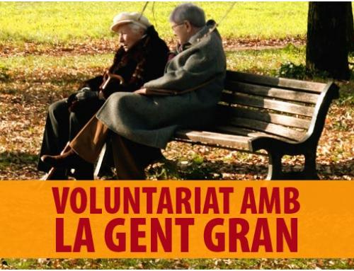 La Fundació Santa Eulàlia impulsa el programa Gesguard de suport a la gent gran que viu sola a la ciutat