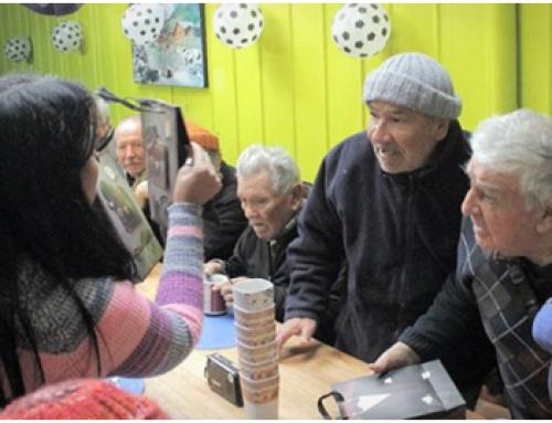 """Recerca de """"Voluntariat"""" per a oci i formació per a gent gran"""