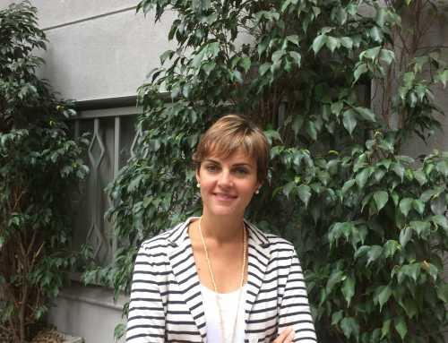 """Anna Pons: """"La gent gran pot ajudar a inculcar la dieta mediterrània als més joves"""""""
