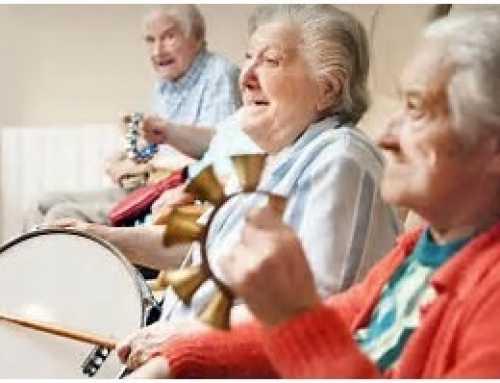 Musicoteràpia i Alzheimer