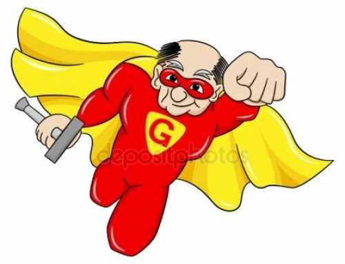 Els avis, els superherois de la crisi