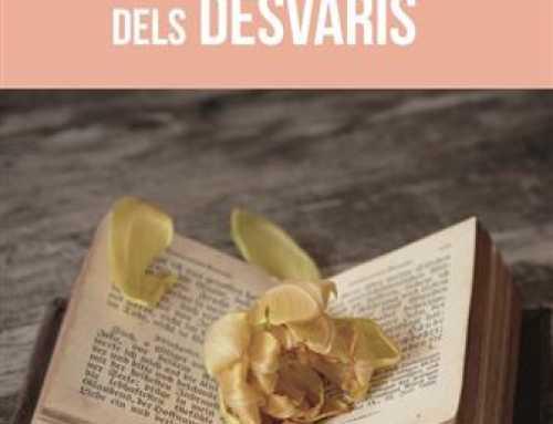 Caterina Cortès entrevista a Montse Jordà per xerrar de la seva darrera novel·la L'ESTACIÓ DELS DESVARIS