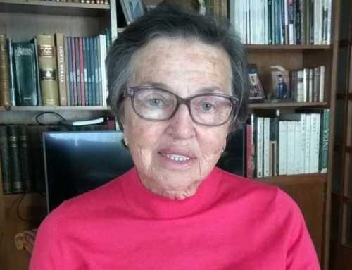 """Mercè Mas: """"La gent gran no ha d'intentar mantenir-se jove, ha d'intentar envellir bé"""""""