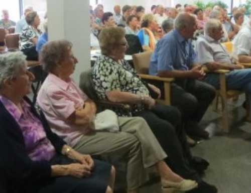 El Casal de la Gent Gran de Avià celebra tres décadas de vida en plena forma