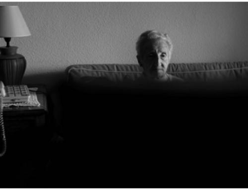 """El Premi Luis Valtueña de fotografia ha estat guanyat per l'obra """"La solitud de Maria contra la llei de dependència"""""""