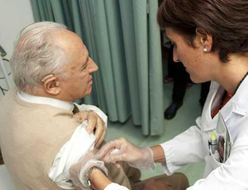La grip desborda les urgències de gent gran amb problemas greus