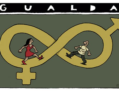 La igualdad de género llega en la vejez