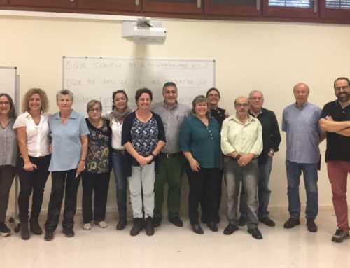 La Fundació Salut i Comunitat es prepara per participar a la jornada d'envelliment actiu G3 Majors de Gavà