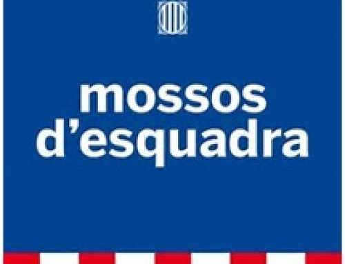 Els Mossos recomanen a la gent gran anar acompanyats al banc per evitar robatoris
