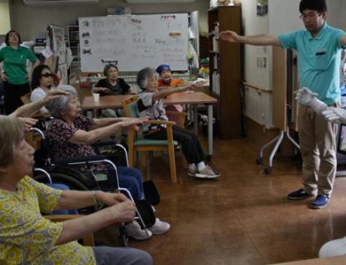 Robots que ens ajudaran a tenir cura de la gent gran