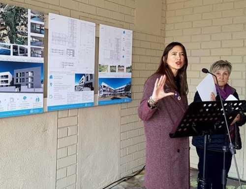 Santa Coloma converteix una vella escola en habitatges públics per a gent gran